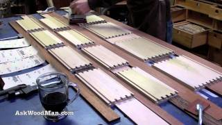 How To Make Plywood Boxes • 51 Of 64 • Woodworking Project For Kitchen Cabinets, Desks, Etc...