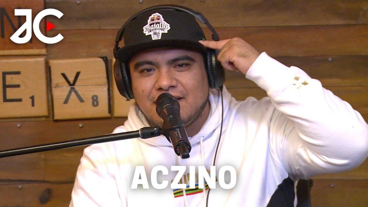 Download ACZINO - Entrevista + improvisa un rap dedicado a sus seguidores de los Reyes y Neza