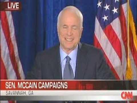 McCain Gets Basic Iran Fact Wrong