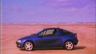 Opel Tigra Werbung 1994