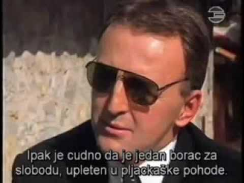 Who is Zeljko Raznatovic Arkan? Ko je bio Arkan? Prava ...