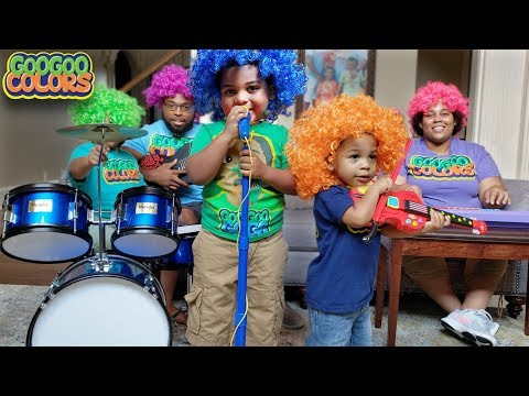 IS GOO GOO FAMILY IN A ROCK BAND? (Learn To Spell Tool)