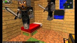 Minecraft RPG Путешествия (Новая сборка и Ужасная Клеймора)№1