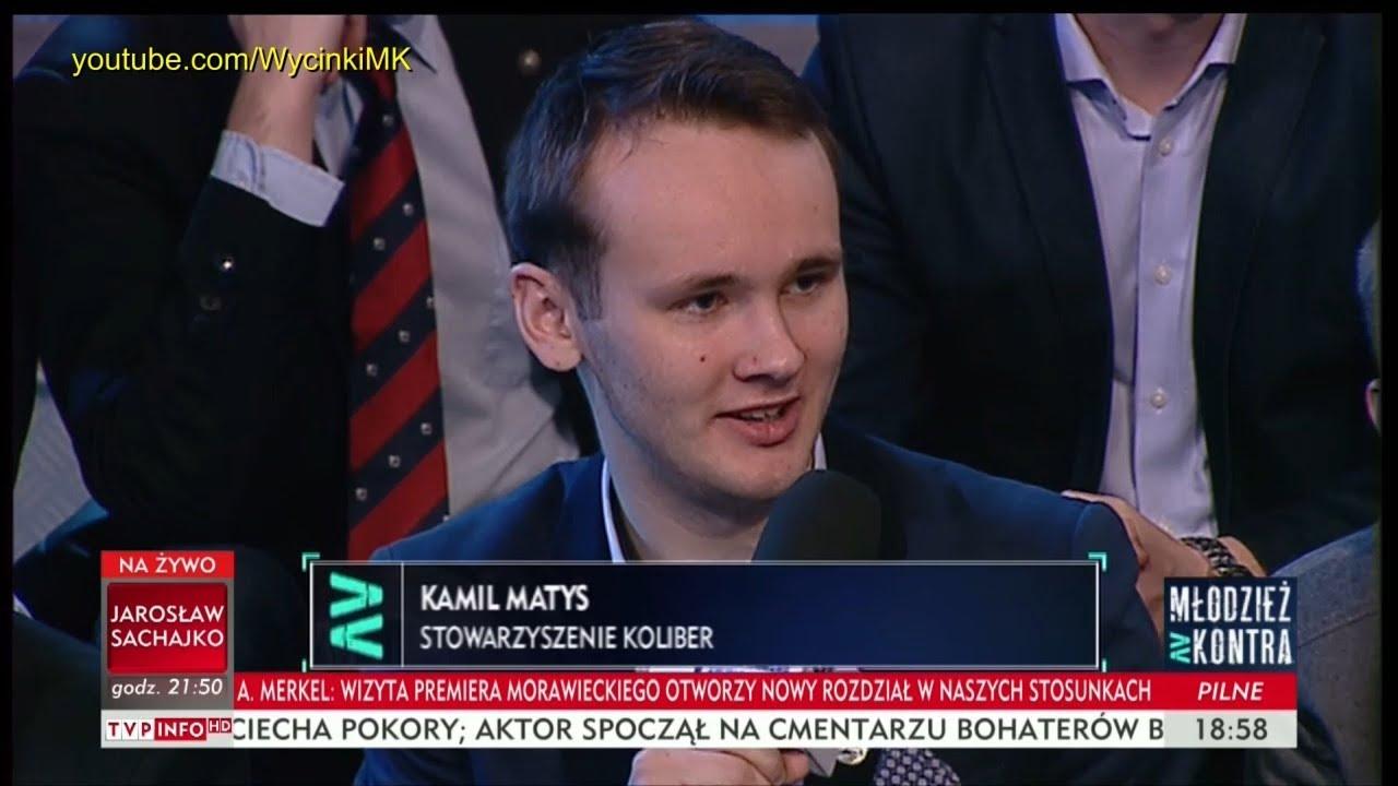 Młodzież kontra 628: Kamil Matys (Stow. Koliber) vs Bartłomiej Wróblewski (PiS) 10.02.2018