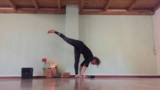 Yoga für Schulter und Mitte - mit Elisa
