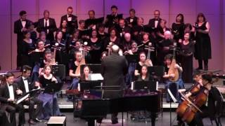 Choir and Orchestra《Sleepless Tonight》Seattle Chinese Orchestra, Seattle Community Choir