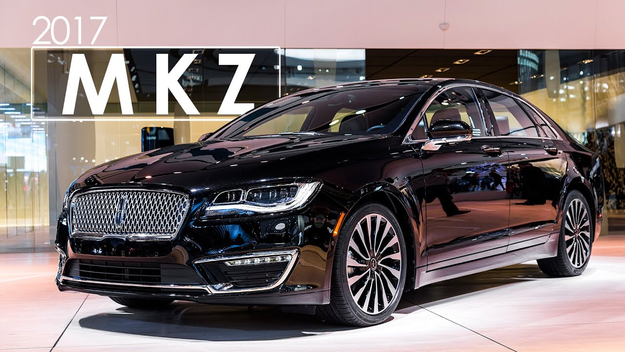2017 Lincoln Mkz Review 2016 Naias Detroit Auto Show