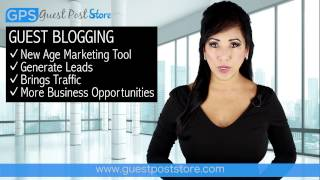 GuestPostStore - High Quality Guest Posting and Blogger Outreach Services