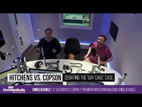 Gay cake & secularism debate // Peter Hitchens vs Andrew Copson