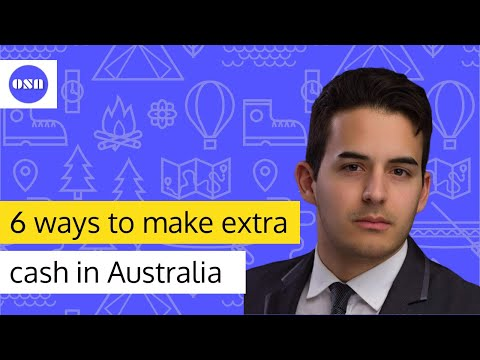 6 Ways to Make Extra Cash In Australia as an International Student