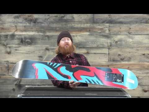 2016 K2 Vandal Boy's Snowboard Review: The-House.com