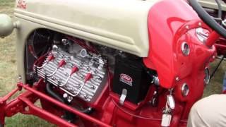 1952 HOT ROD V8 FORD TRACTOR