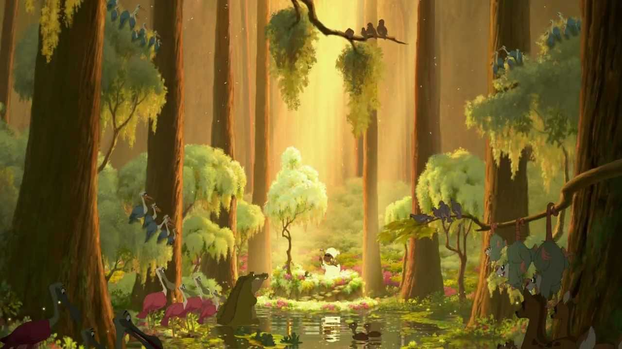 Princess and the Frog (Blu-ray Trailer) - YouTube