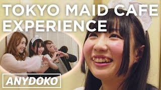 Tokyo's Maid Cafes A Must Have Experience!