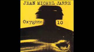 JEAN-MICHEL JARRE - Oxygène 10 (Sash! Mix II) 1997