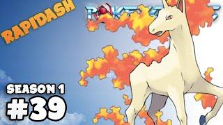 POKEXGAMES #39 - Rapidash de Cinnabar
