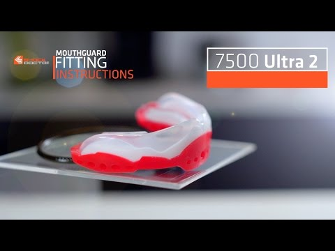 Shock Doctor | Ultra 2 Mouthguard Fitting Video