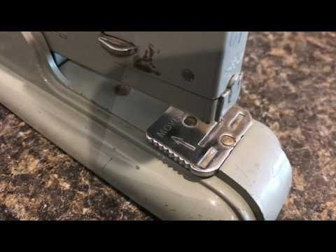 HIDDEN secret of how a stapler really works (remove a staple in half a second)