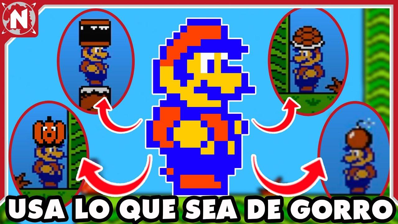 Los MEJORES Glitches EXTRAÑOS de Super Mario (2021)