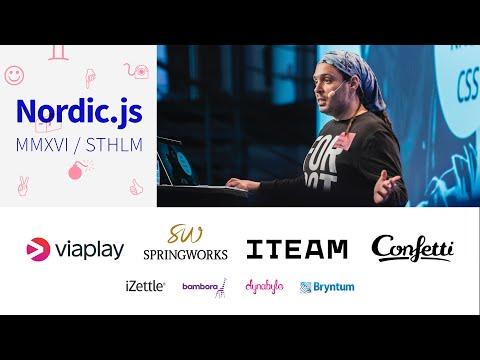 Nordic.js 2016 • Anton Nemtsev - You don't know CSS • Lightning talk