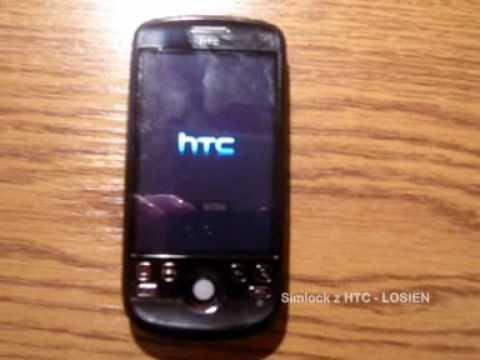 Simlok HTC Magic - LOSIEN.wmv