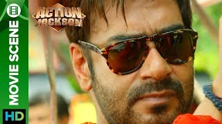 Ajay Devgn's power pack performance   Action Jackson