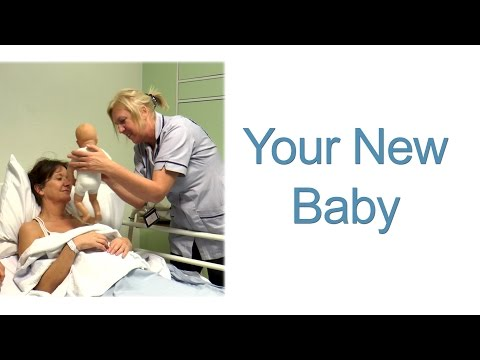 Your New Baby - What Happens Once Your Baby Arrives (Role Play By Midwives)