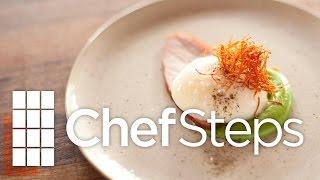 Recipe • Green Eggs & Ham • Chefsteps