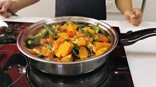 Pinakbet Recipe with Saladmaster