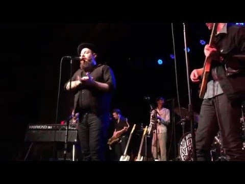 Nathaniel Rateliff and The Night Sweats S.O.B. (LIVE)