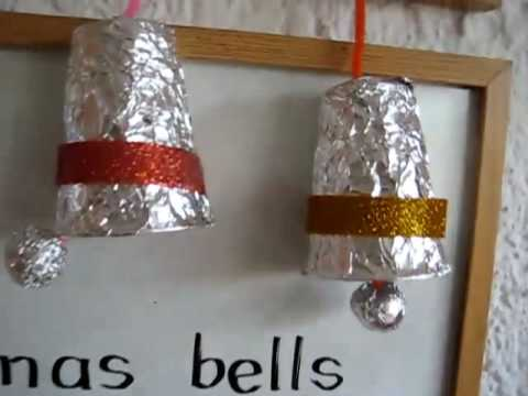 christmas bell making competition