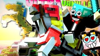 Video CADO NEL MIO STESSO SCHERZO?! - Minecraft: UltraVanilla #2 w/Lyon download MP3, 3GP, MP4, WEBM, AVI, FLV April 2018