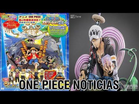 One Piece alcanza los 440 MILLONES de copias vendidas | Nuevo Spin-Off | Figuras del mes | BIG NEWS