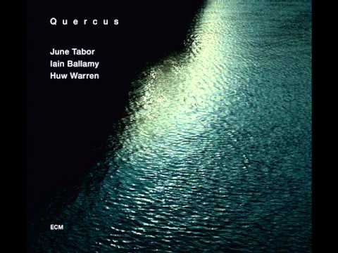 June Tabor, Iain Ballamy, Huw Warren - As i roved out