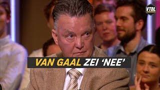 Zei Louis van Gaal 'nee' tegen Feyenoord?