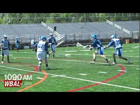 High School Lacrosse Family Affair