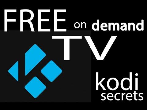 Kodi Free Tv Shows / Movies On Demand