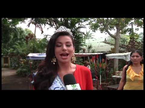 Miss Nicaragua 2013 Nastassja Bolívar