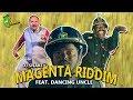 Viral Dancing Uncle On Dj Snake: Magenta Riddim  Dancing Uncle On Govinda Song Mashup