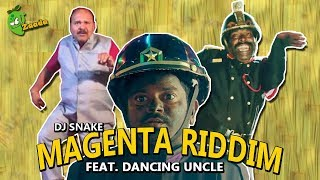 Viral Dancing Uncle on DJ Snake: Magenta Riddim (Dancing Uncle on Govinda Song Mashup)