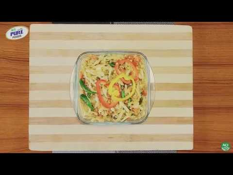 ACI Pure Thai Noodles Chilli Chicken