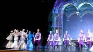Национальное Шоу России. Русский балет Кострома.flv