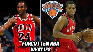 BIGGEST NBA What Ifs That Are Forgotten (PART 2)