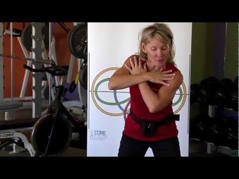 Core Laser: Golf swing Core Training Aid-Part 2(Full version)