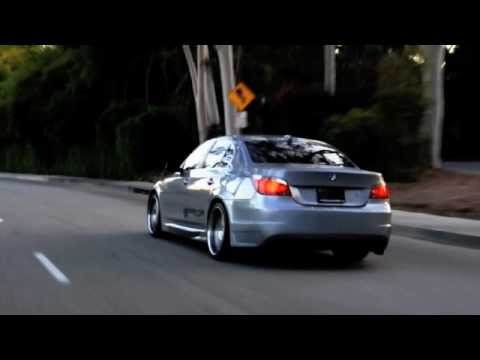 bmw e60 5 series aerodynamic body kit by prior design. Black Bedroom Furniture Sets. Home Design Ideas