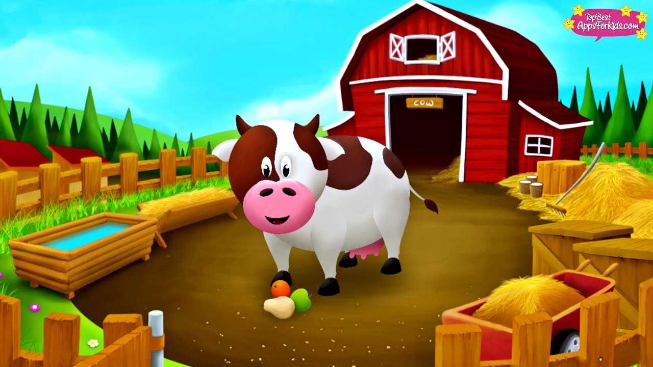 10 Farm Animals