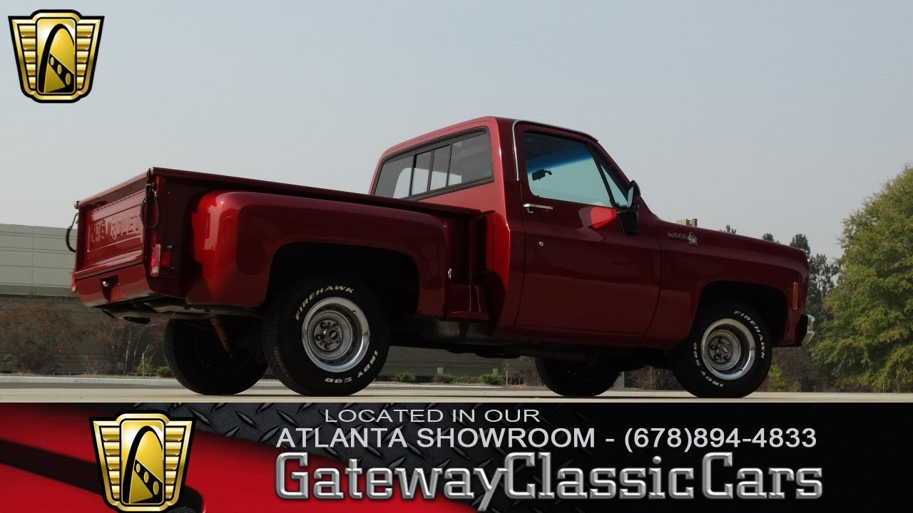 1976 Chevrolet C10 Scottsdale - Gateway Classic Cars of ...