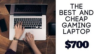 Best And Cheap Gaming Laptop | $700 | Core i5-7200U/4GB/1TB/Windows 10)