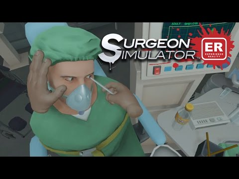 Medical Malpractice - Surgeon Simulator ER