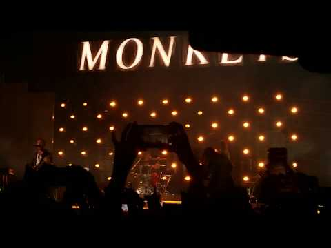 "Arctic Monkeys- ""R U Mine"" @ Bill Graham Civic Auditorium In San Francisco"